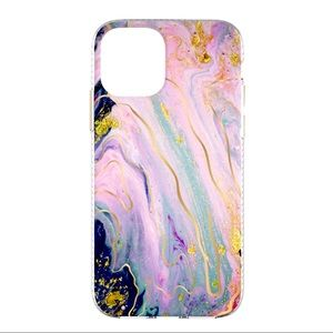 Karma by Body Glove Marble with Glitter Case